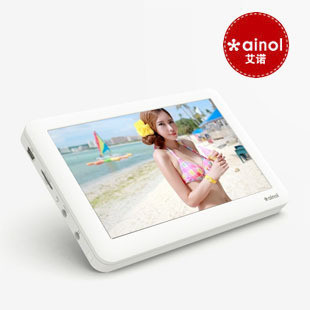 Aino high-definition touch 768P format MP5